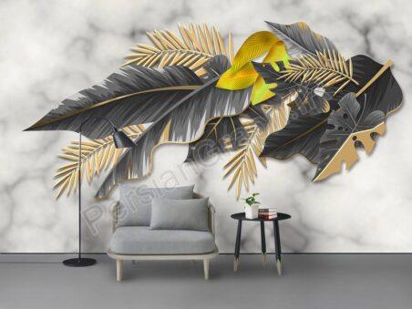 طرح کاغذ دیواری retro 3d wall wall wall motorcycle wall